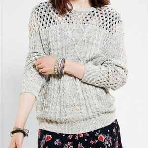 Urban Outfitters Coincidence & Chance Knit Sweater